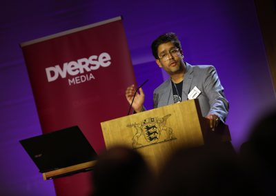 2. DVERSE Media Konferenz in Berlin